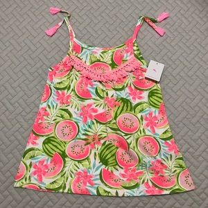 ... NWT Tommy Bahama Kids Watermelon Top ... eda3235be